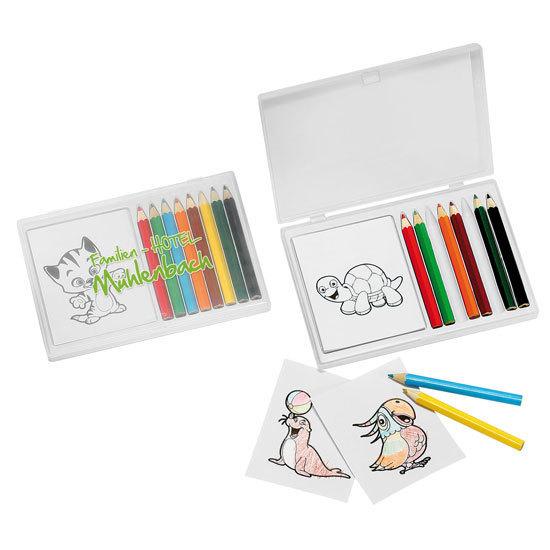 Groß Malsets Für Kinder Ideen - Framing Malvorlagen ...