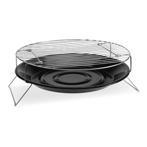 Outdoor BBQ Grill inkl. Druck